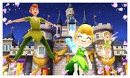 Peter Pan and Tinker Bell Photos