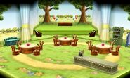 DMW2 - Winnie the Pooh Cafe