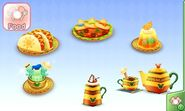 DMW2 - The Three Caballeros Recipes