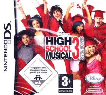 High School Musical 3- Senior Year (Video Game)