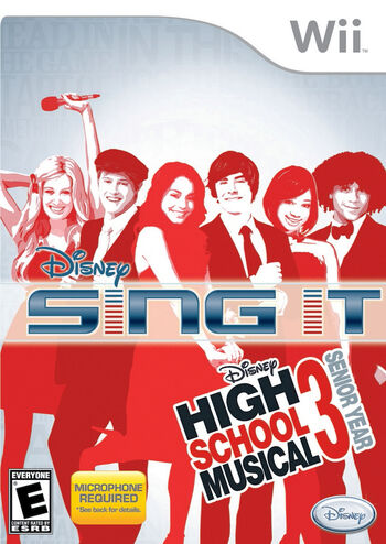 Disney Sing It! - High School Musical 3- Senior Year