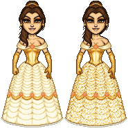 Disney princess belle by haydnc95-d61570m