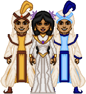 Aladdin Wedding TTA