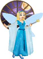 Blue Fairy Amavanna