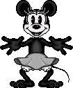 MinnieMouse BW RichB