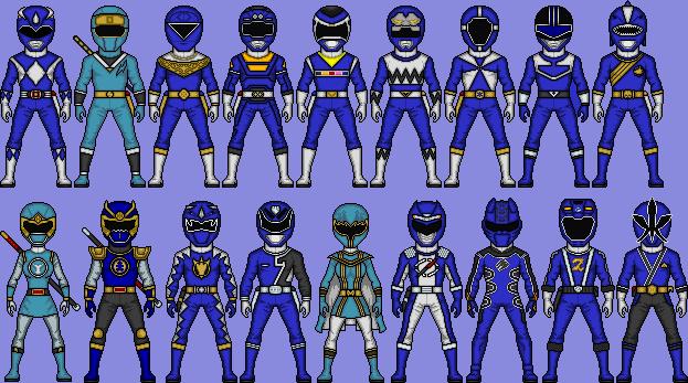 BlueRangers MicroManEd