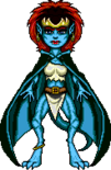 GARGOYLES Demona RichB