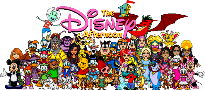 DisneyAfternoon RichB