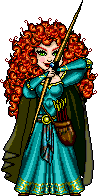 PrincessMerida Brave RichB