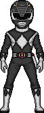 PowerRangers-BLACK MicromanEd