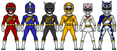 Gaoranger by omniferis-d53it56