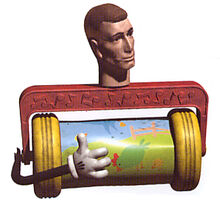 Toy Story Jingle Joe