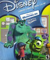 Monsters Inc Scream Team Training for PC