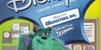 Monsters Inc: Scream Team Training