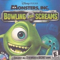 Monsters Inc Bowling For Screams for PC