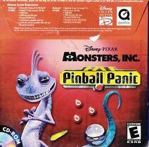 Monsters Inc Pinball Panic for PC