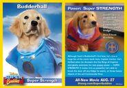 Budderball Card
