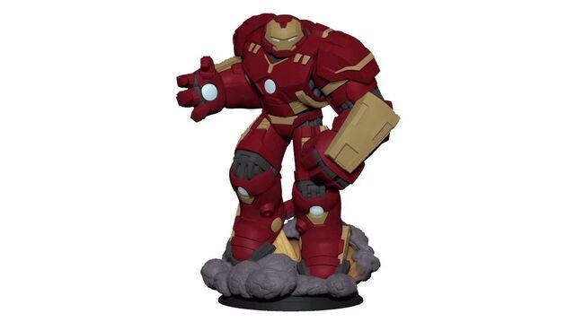 File:Disney Infinity 3.0 Premium Hulkbuster Concept Art.jpg