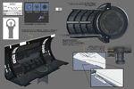 Fire Across the Galaxy Concept Art 14