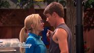Maddie & Josh Almost Kiss