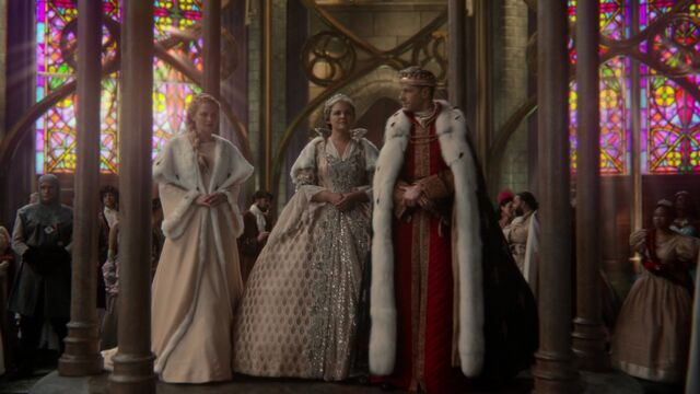 File:Once Upon a Time - 6x10 - Wish You Were Here - Emma, Snow and David.jpg