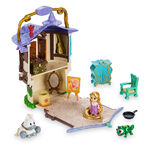 Disney Animator's Collection Little Rapunzel Micro playset
