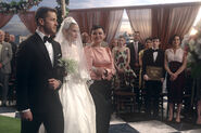 Once Upon a Time - 6x20 - The Song in Your Heart - Photography - Emma Wedding Dress