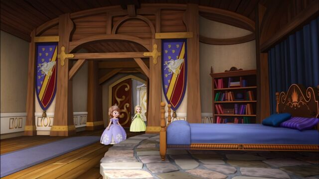 File:Two Princesses and a Baby Searching for James in his bedroom.jpg