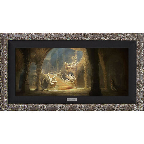 File:''Morning Light in the Palace'' Limited Edition Giclée - Beauty and the Beast - Live Action Film.jpg