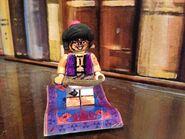 Aladdin and Carpet