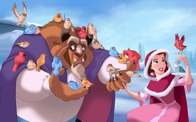 File:Disney Princess Belle's Story Illustraition 11.jpg
