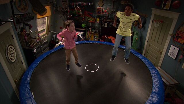 File:Raven's Home - 1x02 - Big Trouble in Little Apartment - Levi Booker Jump.jpg