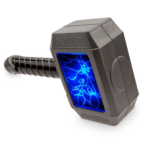 File:Thor The Dark World Lightning Strike Hammer.jpg