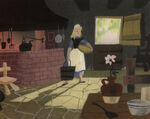 Cinderella Concept Mary Blair