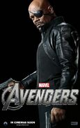The Avengers - Nick Fury