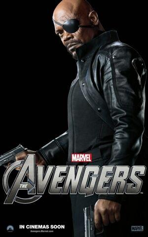 File:The Avengers - Nick Fury.jpg