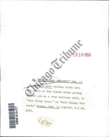 File:Duck flies coop press photo back.JPG