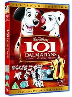 101 Dalmatians SE UK DVD