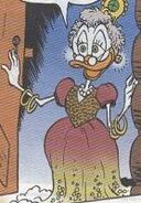 Old Age Goldie by Carl Barks