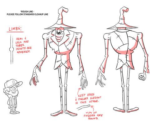 File:S1e12 Summerween Trickster Sketches.jpg