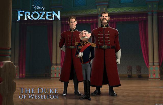 File:The Duke of Weselton Promo Poster.jpg