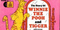 Winnie the Pooh and Tigger (Disney Read-Along)