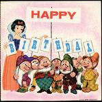 1964 Birthday Card Record1