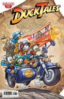 DuckTales KaBoom issue 1A