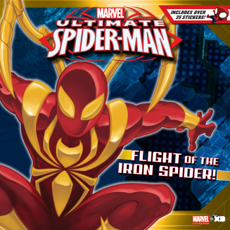 File:Flight-of-the-Iron-Spider Cover.jpg