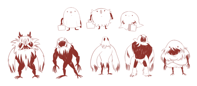 File:Hungry Larry Concept art - Hungry Larry 2.png