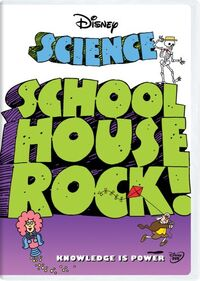 Schoolhouse rock science dvd