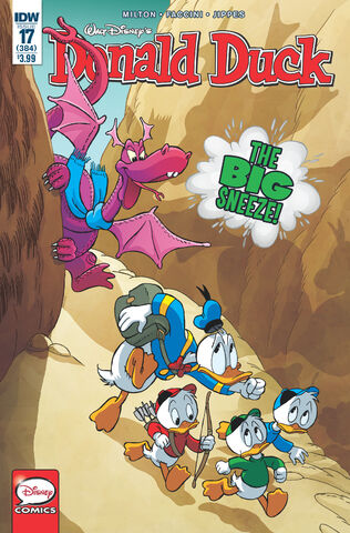File:DonaldDuck 384 regular cover.jpg