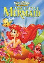 The Little Mermaid 2000 UK DVD