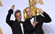 Pete Docter & Jonas Rivera Oscars